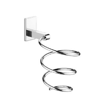 Gedy Maine Hair Dryer Holder Chrome 5056-13